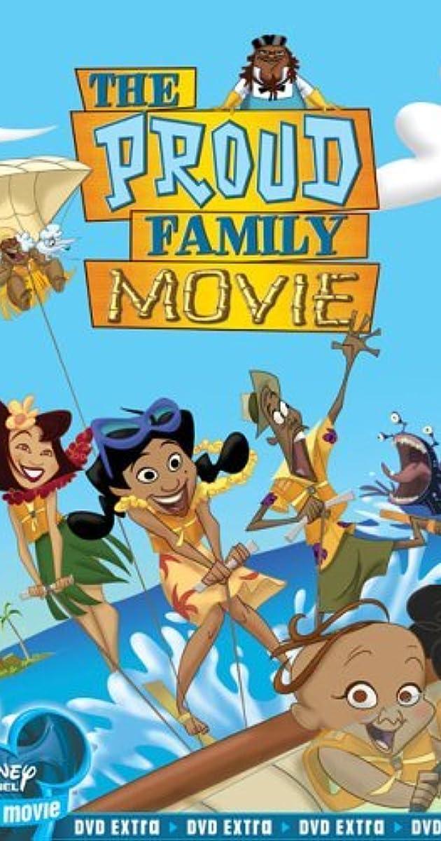 The Proud Family Movie Tv Movie 2005 Full Cast Crew Imdb