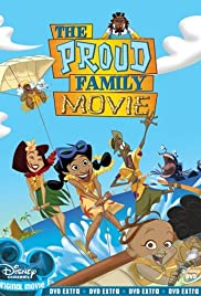 The Proud Family Movie Poster