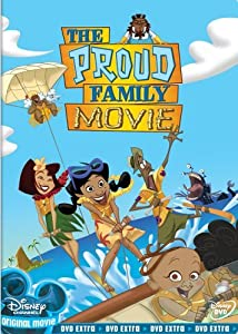The Proud Family Movie by Steve Loter