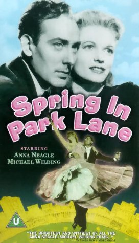 Where to stream Spring in Park Lane