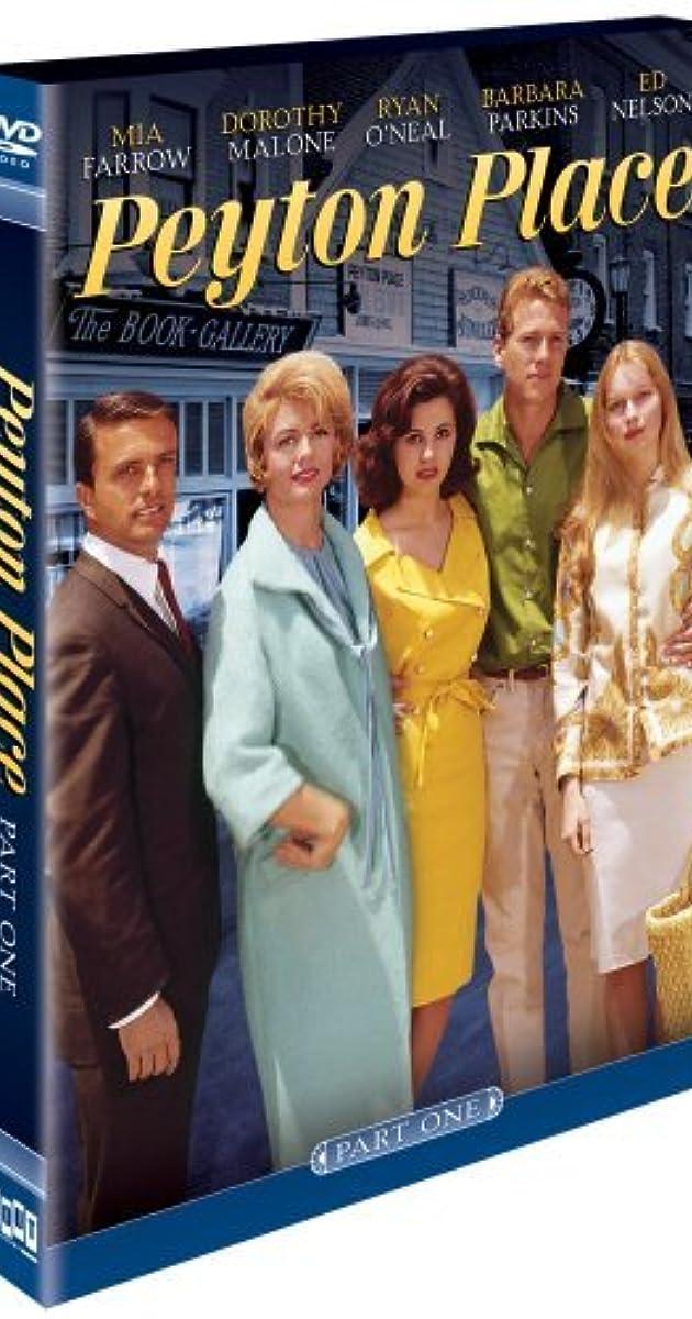Peyton Place (TV Series 1964-1969) - Full Cast & Crew - IMDb