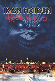Iron Maiden: Rock in Rio Poster