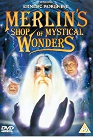 Merlin's Shop of Mystical Wonders Poster