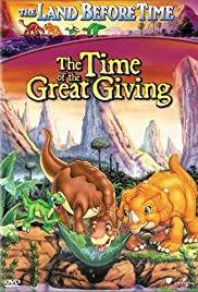 The Land Before Time III: The Time of the Great Giving (1995) 720p