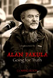 Alan Pakula: Going for Truth Poster