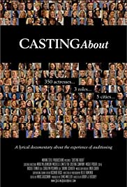 Casting About Poster