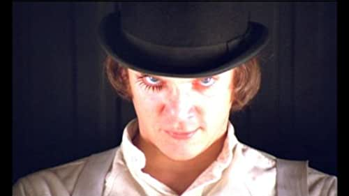 Trailer for A Clockwork Orange - Two-Disc Anniversary Edition Blu-ray Book Packaging