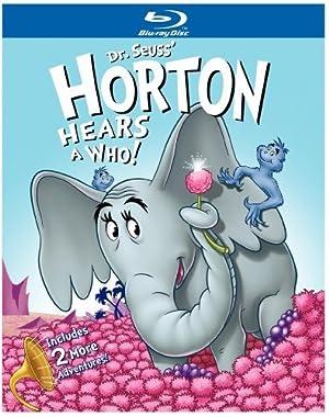 Chuck Jones Horton Hears a Who! Movie