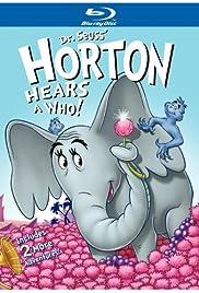 horton hears a who tv short 1970 imdb