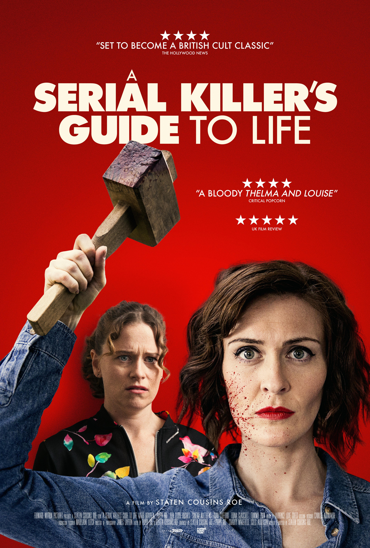 SERIJINIO ŽUDIKO GYVENIMO VADOVAS (2019) / A Serial Killers Guide to Life