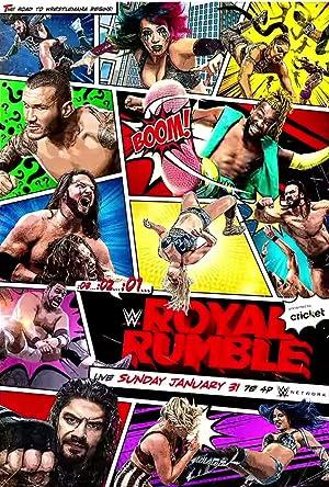WWE: Royal Rumble Poster