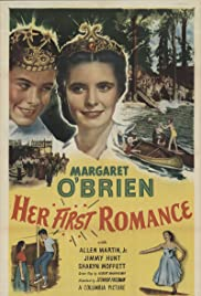 Her First Romance (1951) Poster - Movie Forum, Cast, Reviews