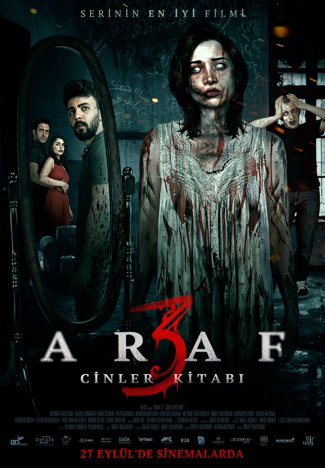 Araf 3 – Cinler Kitabi (2019) ORG Hindi Dual Audio 480p BluRay x264 ESubs 330MB
