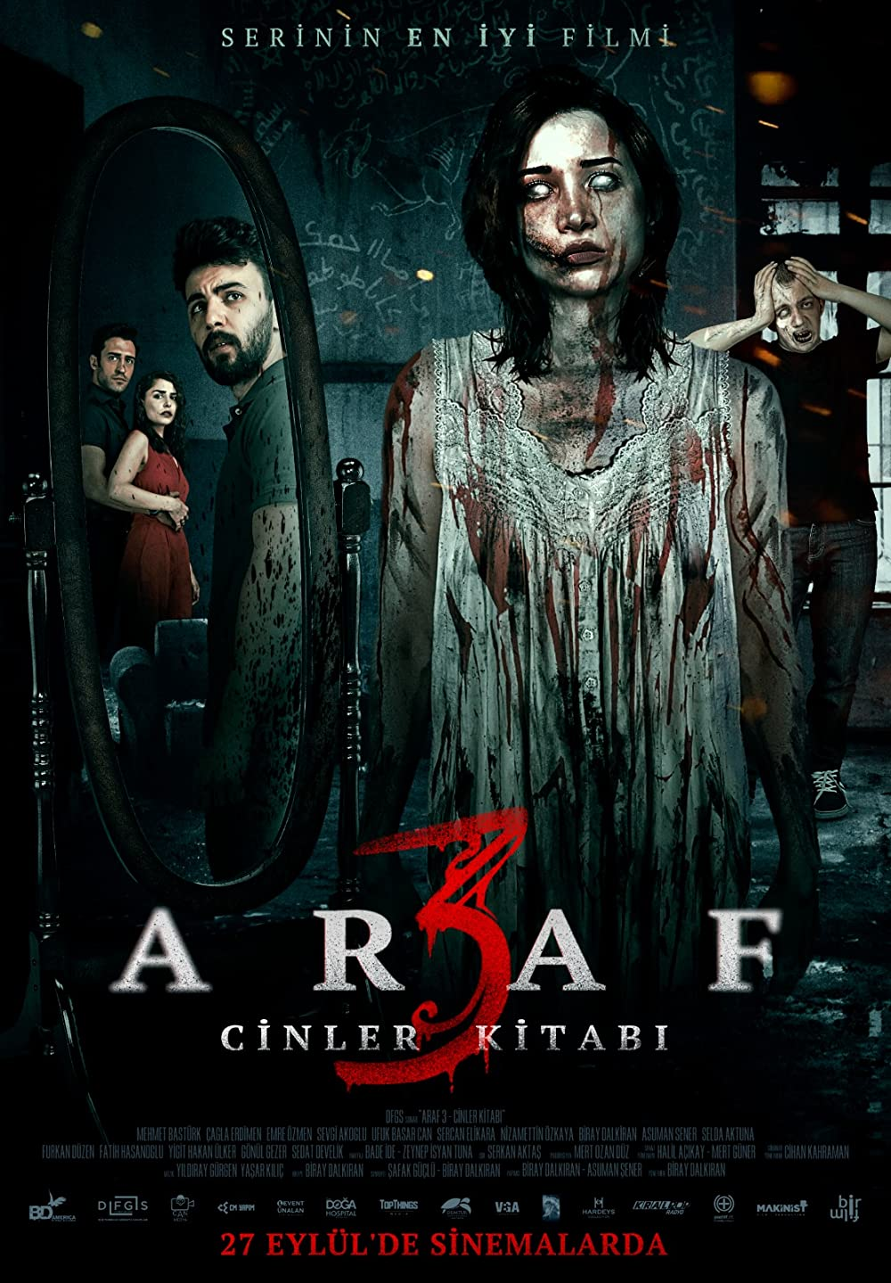 Download Araf 3: Cinler Kitabi 2019 Hindi Dual Audio 720p HDRip ESubs 700MB