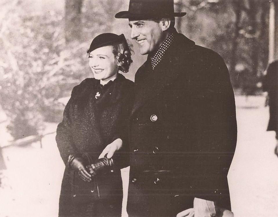 Karin Hardt and Albrecht Schoenhals in Arzt aus Leidenschaft (1936)