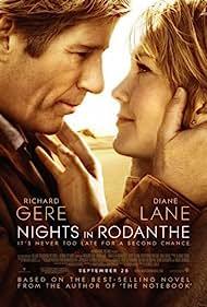 Richard Gere and Diane Lane in Nights in Rodanthe (2008)