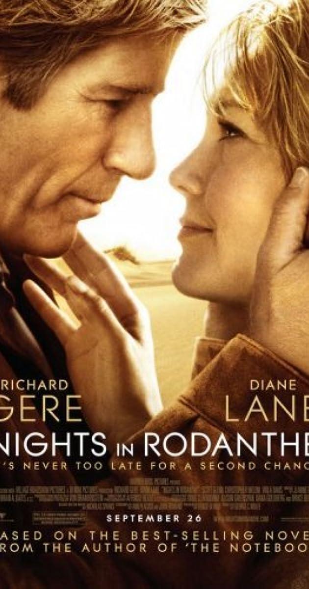Subtitle of Nights in Rodanthe