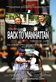 Back to Manhattan Poster
