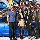 Vin Diesel, Jordana Brewster, Michelle Rodriguez, Paul Walker, and Mister Cartoon in Fast & Furious (2009)