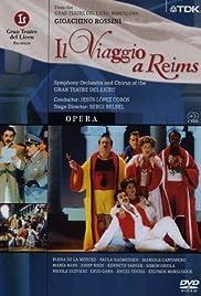 Il viaggio a Reims by Gioachino Rossini Poster
