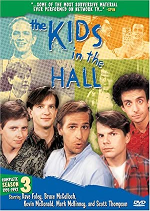 Where to stream The Kids in the Hall