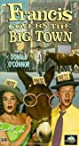 Francis Covers the Big Town (1953) Poster