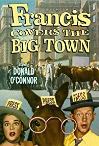 Primary photo for Francis Covers the Big Town