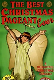 the best christmas pageant ever poster - The Best Christmas Pagent Ever