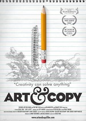 Where to stream Art & Copy