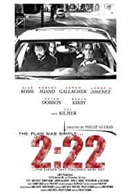Robert Miano, Mick Rossi, Aaron Gallagher, and Jorge A. Jimenez in 2:22 (2008)