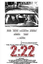 2:22(2008) Poster - Movie Forum, Cast, Reviews