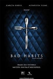 Bad Habits Poster