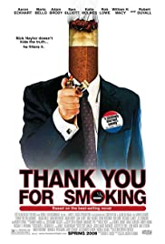 Thank You for Smoking (2005) 1080p