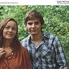 Daniel Brühl and Katrin Saß in Good Bye Lenin! (2003)