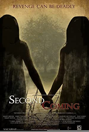Second Coming Poster
