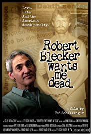 Robert Blecker Wants Me Dead Poster