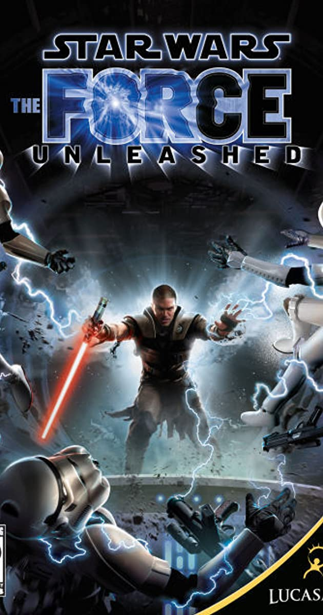 Star Wars The Force Unleashed Video Game 2008 Imdb