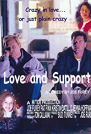 Love & Support Poster