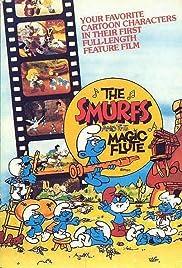 La flûte à six schtroumpfs Poster