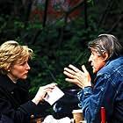 Cate Blanchett and Joel Schumacher in Veronica Guerin (2003)