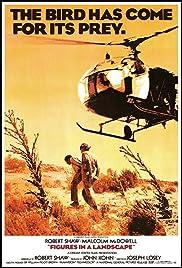 Figures in a Landscape(1970) Poster - Movie Forum, Cast, Reviews