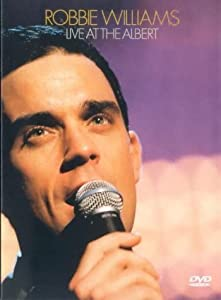 New movie website download One Night with Robbie Williams [WEBRip]