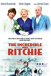Primary photo for The Incredible Mrs. Ritchie