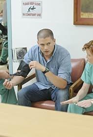 Wentworth Miller in Prison Break (2005)