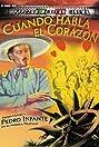 Cuando habla el corazón (1943) Poster