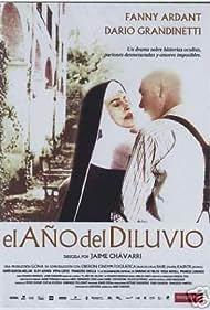 Fanny Ardant and Darío Grandinetti in El año del diluvio (2004)