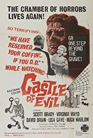 Castle of Evil Poster - Movie Forum, Cast, Reviews