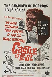 Castle of Evil (1966) Poster - Movie Forum, Cast, Reviews