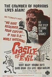 Castle of Evil(1966) Poster - Movie Forum, Cast, Reviews