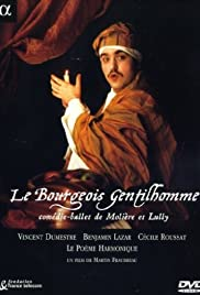 Le bourgeois gentilhomme Poster